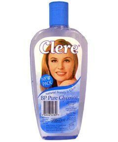 Clere BP Pure Glycerine 200ml