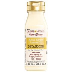 Cream of Nature Pure Honey Knot Away Leave-In Detangler 8oz