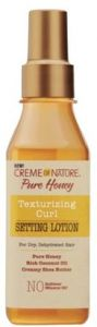 Creme Of Nature Pure Honey Curl Setting Lotion