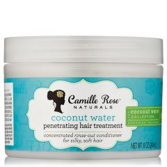 Camille Rose Naturals Coconut Water Penetrating Hair Treatment 8oz