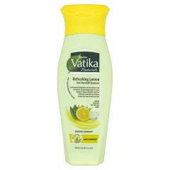Dabur Vatika Refreshing Lemon Anti Dandruff Shampoo 200ml