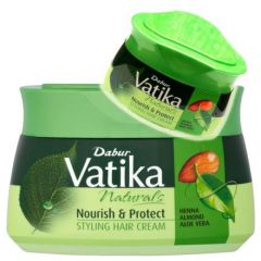 Dabur Vatika Nourish & Protect Styling Hair Cream 140ml