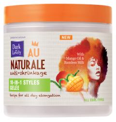Dark and Lovely Au Naturale 10-in-1 Styles Gelee 5.3oz