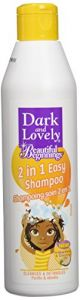 Dark and Lovely Beautiful Beginnings 2 in 1 Easy Peasy Shampoo 250ml
