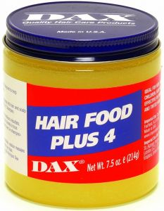 DAX Hair Food Plus 4 (7.5oz)