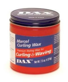DAX Marcel Premium Styling Wax For Curling & Waving 7.5oz