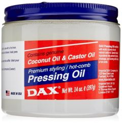 DAX Premium Styling Pressing Oil 14oz