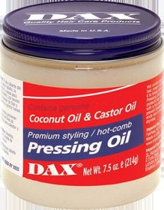 DAX Premium Styling Pressing Oil 7.5 oz