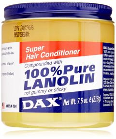DAX 100% Pure Lanolin Super Hair Conditioner 7.5oz