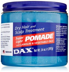 DAX Super Light Dry Hair & Scalp Treatment Pomade 14oz