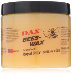 DAX Beeswax Fortified with Royal Jelly 14oz