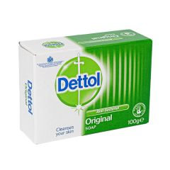 Dettol Original Anti-Bacterial Soap 100G