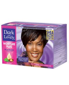 Dark And Lovely No Lye Kit Super