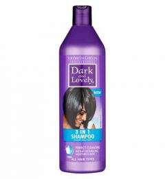 Dark And Lovely Moisture Seal 3 In 1 Shampoo 8oz