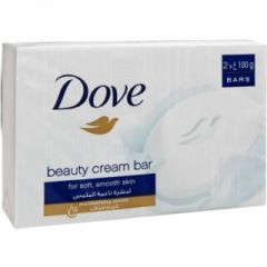 Dove Beauty Cream Bar 2x100g Bars