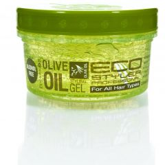 Eco Styler Olive Oil Professional Hair Styling Gel 8oz