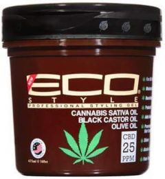 Eco Styler Cannabis Sativa Oil Styling Gel 16 OZ