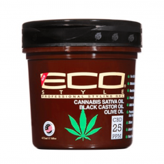 Eco Styler Cannabis Sativa Oil Styling Gel 32 OZ