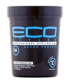 ECO Styler Super Protein Professional Hair Styling Gel 32oz