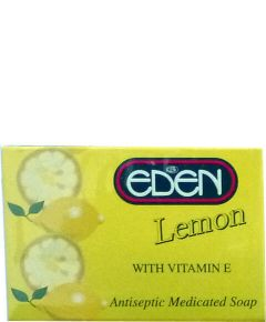 EDEN Antiseptic Medicated Lemon Soap with Vitamin E