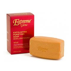 Extreme Glow Exfoliating Purifying Skin Lightening Soap 7oz