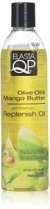 Elasta QP Mango Butter Anti Breakage Replenish Hair Oil 8oz