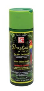 Fantasia IC Brazilian Oil Super Concentrated Keratin Hair Treatment  6 oz