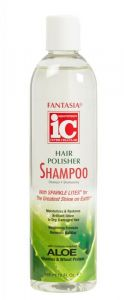 Fantasia Hair Polisher Shampoo with Sparkle Lites 12 oz
