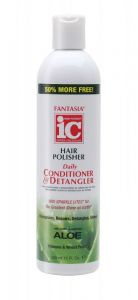 Fantasia IC Hair Polisher Daily Conditioner & Detangler 12oz