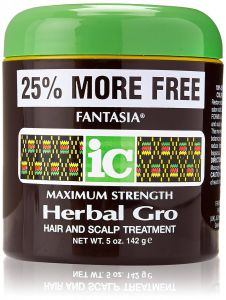 Fantasia IC Maximum Strength Herbal Gro Hair Treatment  5oz