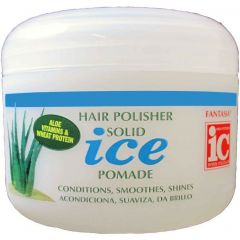 Fantasia IC Hair Polisher Solid Ice Pomade 6 oz