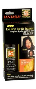 Fantasia IC P.M. Night Time Oil Treatment 4oz + Cap