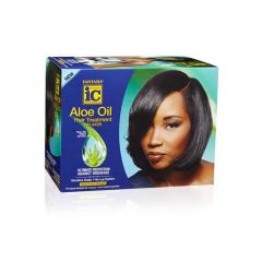Fantasia IC Aloe Oil Hair Treatment Relaxer - Extra Strength