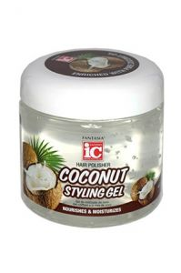 Fantasia Coconut Styling Gel 16oz