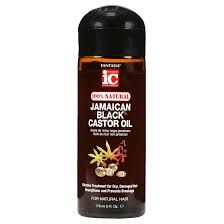 Fantasia Jamaican Black Castor Oil 6 oz