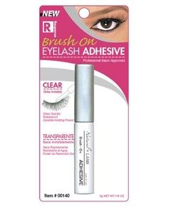 Response Brush on Eyelash Adhesive