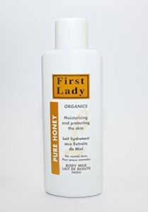 Firstlady Organics Pure Honey Moisturising Body Milk 750ml