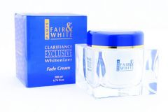 Fair and White Exclusive Cream Jar 200ml Blue
