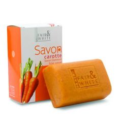 Fair and White Savon Carrot Soap 200g