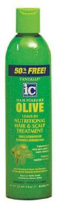 Fantasia Olive Leave In Nutritional Hair & Scalp Treatment 12oz
