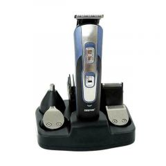 Geepas Rechargeable 11-in-1 Multi Grooming Kit-GTR8724 Blue