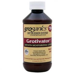 Groganics Grotivator Growth Moisturising Lotion 8 oz