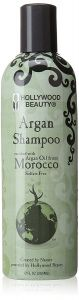 Hollywood Beauty Sulfate-Free Argan Shampoo 12 oz