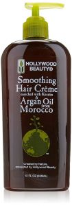 Hollywood Beauty Smoothing Hair Creme 12oz