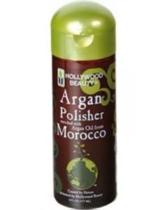 Hollywood Beauty Argan Hair Polisher 6 oz