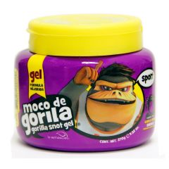 Moco De Gorilla Snot Gel Sport Hair Purple Jar Maximum Hold 9.52oz