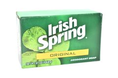 Irish Spring Original Deodorant Soap 3.7OZ