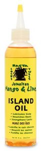 Jamaican Rasa Locks Twist Mango & Lime Island Oil 8 oz