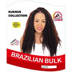 Kuknus Brazilian Bulk Braid