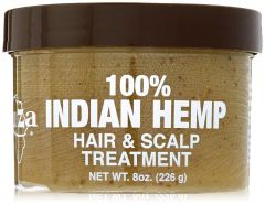 Kuza 100% Indian Hemp Hair & Scalp Treatment 8oz
